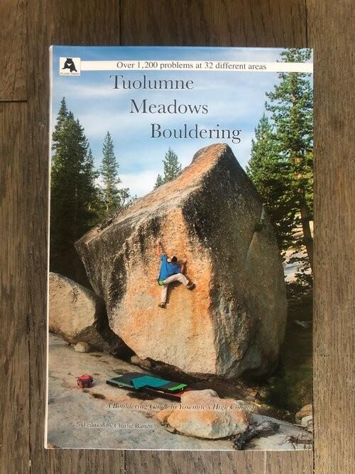Tuolumne Meadows Bouldering 2nd Ed.